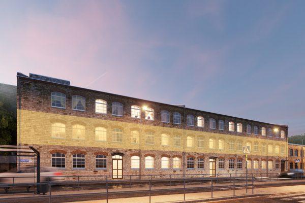 Renoveeritud loftid kesklinna 100 a. vana tööstushoones
